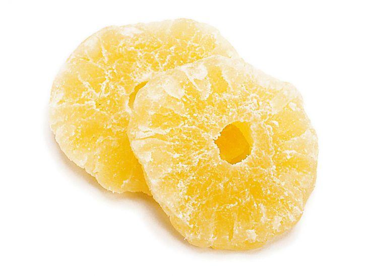 Кольца ананаса 100г